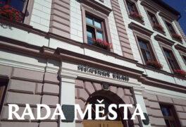 35. schůze Rady města Nového Města na Moravě